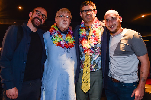 Angelos & Barry, Chris & Jake