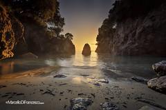 Il covo dei Pirati ... (Marcello Di Francesco) Tags: laspezia landscape canon canon5dmk3 lerici marcellodifrancesco sunset tramonto wwwmarcellodifrancescocom