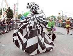 IMG_3270 (GadgetAndrew) Tags: coneyisland mermaidparade mermaid parade brooklyn brooklynusa