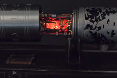 Luke Skywalker's ROTJv2 Lightsaber Prop Replica (_Pixelpiper) Tags: people darthvader ledlighting lightsaber lukeskywalker rotjv2 returnofthejedi rotj starwars kybercrystal propreplica quartz sfx soundeffects swords vfx weapons