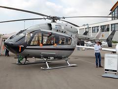 SP-HIL Eurocopter EC145 (johnyates2011) Tags: sphil eurocopter ec145 eurocopterec145 helicopter friedrichshafen aerofriedrichshafen