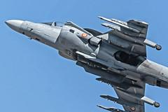 Spanish Harrier (joseluiscel (Aviapics)) Tags: aba25león len leln lcdonnelldouglas av8 eav8b harrier 01925 vtol