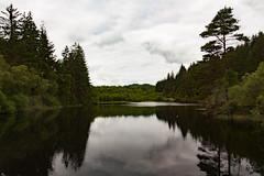 Outnabout Aberfoyle--3 (Stu 71) Tags: aberfoyle clouds sky scotland water mansion tree hills landscape