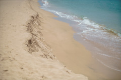 DSC01020 (someNERV) Tags: aguadilla puertorico wilderness wildo beach tropical borinquen caribbean ocean coastline hot sand water turquoise sony alpha a6300 apsc adapted minolta rokkorx 50mm f14 zhongyi lensturboii travel vacation