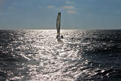 SOS At Sea - after been rescued (Photogioco) Tags: sea sos rescue sailboat glitter shine mediterraneo mare barcaavela mediterranean luce abbagliante