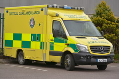 NAS 2016 Mercedes Benz 519-36 Sprinter Wilker Voyager Critical Care Ambulance 162C6425 (Shane Casey CK25) Tags: nas 2016 mercedes benz 51936 sprinter wilker voyager cca 162c6425 critical care ambulance hse health service executive yellow van green battenberg paramedic advanced advancedparamedic doctor nurse crew cork medical emergency siren sirens blue bluelights lights flashing