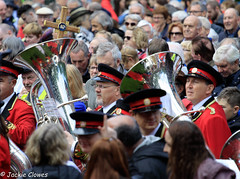 Whit Friday Morning 9 Jun 17 -34 (clowesey) Tags: whit friday brass bands diggle uppermill saddleworth whitfriday diggleband digglebband brassband