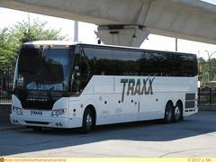 Traxx 876 (TheTransitCamera) Tags: traxx motorcoach prevost h345 travel charter coquitlam bc britishcolumbia city urban suburb region