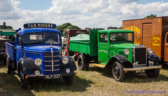 IMG_0094_Woodcote Rally 2017_0139 (GRAHAM CHRIMES) Tags: woodcote rally 2017 steam woodcoterally2017 woodcotesteamrally2017 woodcoterally transport traction tractionengine tractionenginerally steamrally steamfair showground steamengine show steamenginerally vintage vehicle vehicles vintagevehiclerally vintageshow heritage historic classic country commercial preservation wwwheritagephotoscouk restoration woodcotesteam bedford 3tonne lorry 1950 mlf337 morris 3toner 1934 nfr26