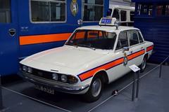 SUK 530S (markkirk85) Tags: coventry transport museum triumph 2500tc west midlands police suk 530s suk530s