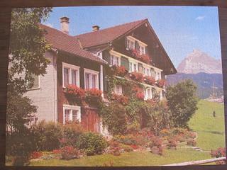 Arrow 5201 04 Toggenburg, Switzerland - jigsaw