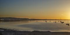 Skerries' Sunset (Lunasanz) Tags: sunset ocaso puestasdesol atardeceres mar marinas skerries irlanda