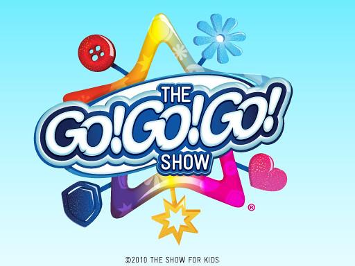 Go! Go! Go! Show  Logo