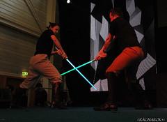 TGSSpringbreak_LesGardiensDeLaForce_021 (Ragnarok31) Tags: tgs springbreak toulouse game show gardiens force jedi star wars obscur art martial combat