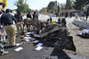 Pakistan: Car Bomb Kills at Least 11, Wounds 20 (scarybiscuits7) Tags: news quetta pak