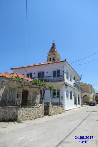 Volimes town hall