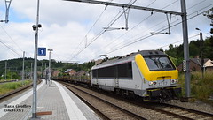 HLE 1317 (sncb1357) Tags: train sncb sncf nmbs cfl treinen belgique locomotive traxx desiro lineas