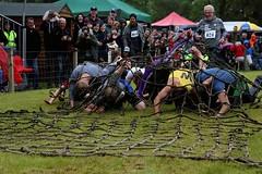 Assault Course - Luss Highland Gathering (FotoFling Scotland) Tags: luss assaultcourse