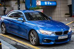 (seua_yai) Tags: car automobile asia korea southkorea korean seoul urban city street wheels urbanmobility go koreaseoul2017 germancar bmw