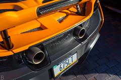IMG_0365 (Brody D) Tags: cars coffee lv lehigh valley april 2017 canon 6d mclaren 675lt 675 lt orange steel stacks bethlehem pennsylvania exhaust tips