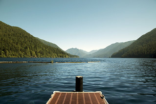 Washington_Sol Duc_Lake Crescent_Water_1