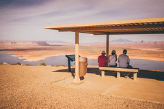 Overlook (Robbi_An) Tags: usa arizona page wahweap wahweapoverlook overlook travel traveling roadtrip exploretheplanet hike wandern wanderlust sony 35mm fe zeiss carlzeiss fe35mm ilce7 a7 sonya7 people sonnartfe2835 e emount nature