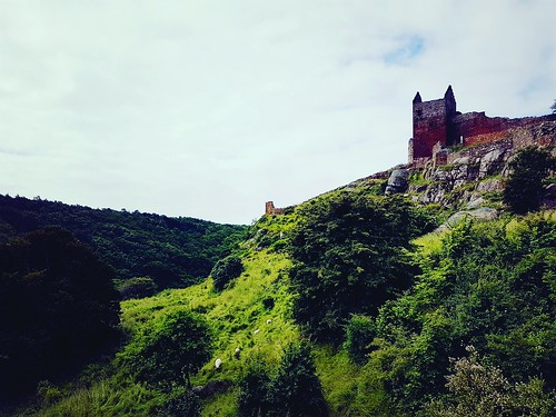 Hammershus #bornholm