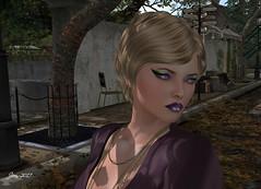 Late For the Train 3 (Jem Sternhall) Tags: akeruka fashion kccouture kendrasycreations kosmetik laboheme maitreya secondlife slackgirl vista emotions