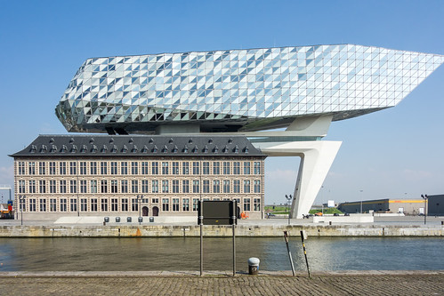 Antwerp Port House