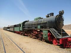 Hejaz Railway (D-Stanley) Tags: hejaz railway damascus medina wadirum jordan locomotive