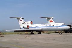 CCCP-42539 Yakovlev Yak-42 Aeroflot (pslg05896) Tags: ulv uwll ulyanovsk baratayevka russia cccp42539 yakovlev yak42 aeroflot