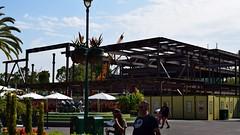 Disneyland Visit 2017-07-09 - Downtown Disney - Splitsville Bowling Alley Construction (drj1828) Tags: disneyland visit 2017 downtowndisney splitsville