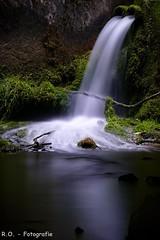 Langzeitbelichtung / Long Exposure (R.O. - Fotografie) Tags: wasserfall waterfall wasser water langzeitbelichtung long exposure rofotografie panasonic lumix dmcfz1000 dmc fz1000 fz 1000 natur nature nebel