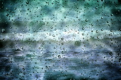 Wasser (Smo42) Tags: regen tropfen wasser meer wellen brandung sonya77m2 sal1650 collage kunst blau