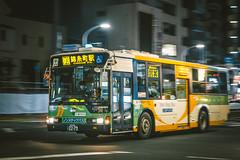 MITSUBISHI FUSO Aero Star_LKG-MP37FKF_Adachi200Ka2279 (hans-johnson) Tags: kanto transportation transport transit tokyo chiyoda marunouchi yurakucho bus toei toeibus japan nihon nippon canon eos eos5d 5dm3 70200 車輛 戶外 5d green citybus loop evobus vehicles vehicle vscocam vscofilm mitsubishi mitsubishifuso fuso aerostar aero star 5d3 tokai vsco night light 70200mm traffic street outside outdoor out metropolis metropolitan urban city aisa asian public fullframe auto