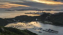 南丫島,Lamma Island,HongKong (TaiNg0415) Tags: 南丫島 hk 香港 海 日落 山 風景