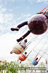 FILM | SPIN (藍川芥 aikawake) Tags: film rollei 35se fujifilm pro400h freedom revolve rotate play childrens playground kid child crazy wonderful happy stimulate excite irritate provoke upset awesome life enjoy fun