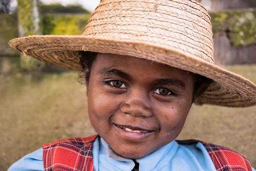 Malagasy Girl