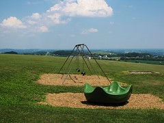 Samuel S. Lewis State Park playground