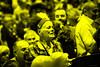 16-020-20170413_DSC1931 (patrickbatard) Tags: politique présidentielle élection 2017 meeting peuple expression doute incrédule incrédulité ennui jaune noiretblanc