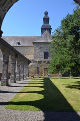 Notre-Dame du Tronchet (BrigitteChanson (mostly off)) Tags: abbaye notredame letronchet illeetvilaine breizh brittany bretagne
