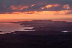 Stoer (Kieran Campbell) Tags: clachtollstoer highlands lochinver scotland stacpollaidh alba coast gloaming layers sea sunset west unitedkingdom