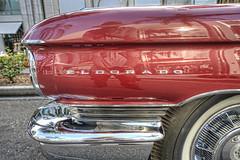 1960 Cadillac Eldorado Biarritz (dmentd) Tags: 1960 cadillac eldorado biarritz