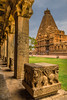 Standing tall for 1000+ years! (ashpmk) Tags: temple india hindu ancient architecture tamil tamiltemple southindia hinduism temples tanjore bigtemple