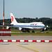 G20 Germany: Air China Boeing 747-4J6 B-2472