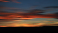 Sunset in the Abstract (arbyreed) Tags: arbyreed sky sunset clouds night eveningsky abstract abstractsunset red orange coconinocountyarizona