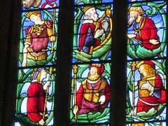 Eglise Saint-Laurent, Vitraux (1507-1513) de Arnaud de Moles, Fleurance (32) (Yvette G.) Tags: fleurance gers 32 occitanie midipyrénées église arbredejessé vitrail arnauddemoles renaissance