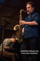 Mark Guiliana Jazz Quartet, Jamboree, Festival Grec, Barcelona, 11-07-2017_6 (Ray Molinari) Tags: markguilianajazzquartet jamboree jasonrigby fabiánalmazán chrismorrissey festivalgrec barcelona grec2017 concert markguiliana