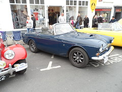 Stratford Festival Of Motoring 30th April 2017 (ukdaykev) Tags: car classiccar classictransport classic stratford stratforduponavon show stratfordfestivalofmotoring 2017 transport tiger sunbeam sunbeamtiger sportscar convertible minilites british rootes tgr65c