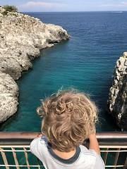 ❤️My little man! Ponte Ciolo was amazing! 😍 #PonteCiolo #adriaticsea #amazing #bluesky #beautiful  #cweltonphotography #cliffjumping #cliffdiving #Italy #live #love #life #nofilter #nofilterneeded #robinsonclub #robinsonclubapulia #sky #s (Instagram: c_welton_photography) Tags: ponteciolo adriaticsea amazing bluesky beautiful cweltonphotography cliffjumping cliffdiving italy live love life nofilter nofilterneeded robinsonclub robinsonclubapulia sky sea travel